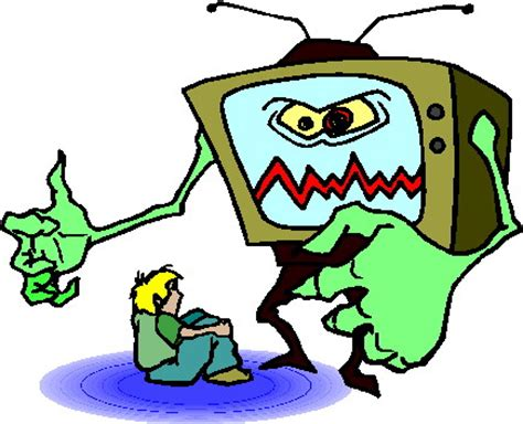 The effects of television on child development essay